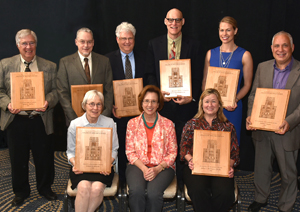 College Presents Annual Alumni, Philanthropy Awards